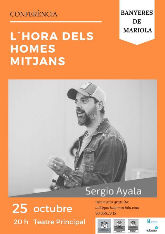 Conferencia Sergio Ayala
