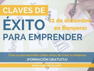 Taller emprendedores Banyeres
