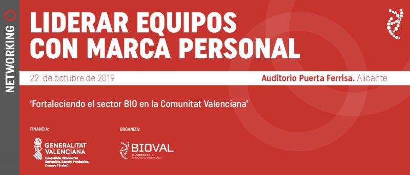 """Jornada """"Liderar Equipos con Marca Personal"""" con Pablo Adán en Alicante"""