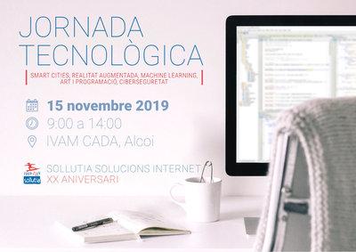 Jornada sobre Tecnología en Alcoy