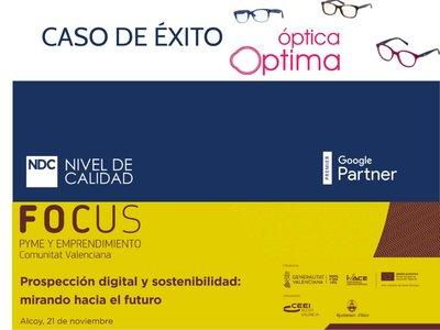Caso de Éxito : Óptica Optima a cargo de Daniel de Valle