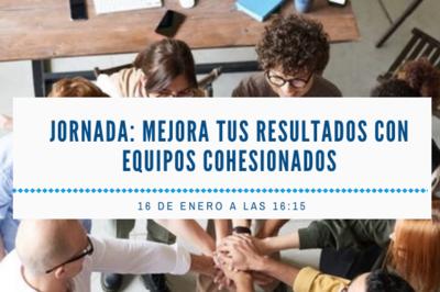 Programa: Mejora tus resultados, con equipos cohesionados (Roles Belbin)