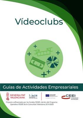 Comercio mayorista y minorista. Video-clubs.