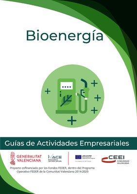 Actividades de reciclaje y ambientales. Bioenergía.