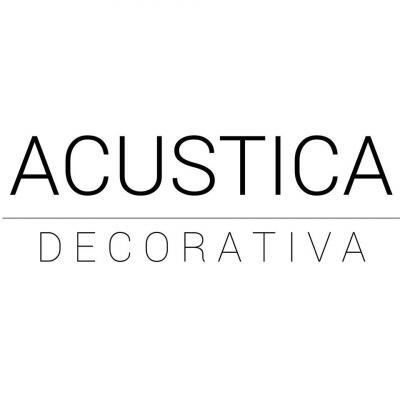 Logo Acustica Decorativa