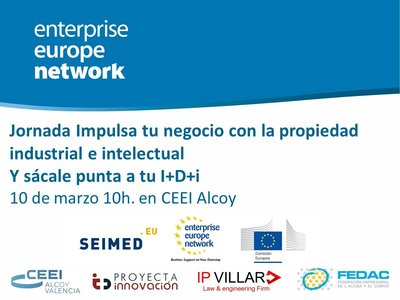 Jornada Propiedad Industrial Alcoy