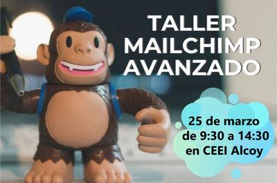 Taller Mailchimp Anvazdo con Alvaro Valladares en Alcoy