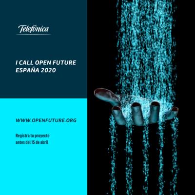 Open Future 2020 España de Telefónica- Gran Vía