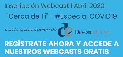 "WEBCAST: ""Cerca de ti"" by Fellow Funders"