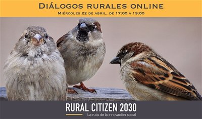 Rural Citizen 2030. Diálogos rurales online