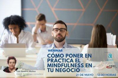 Presentación Webinar Cómo poner en práctica el mindfulness en tu negocio