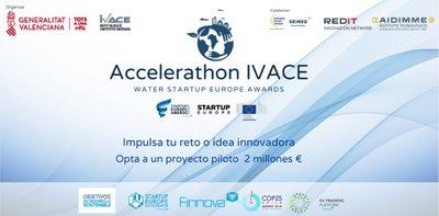 Accelerathon Retos-Agua IVACE