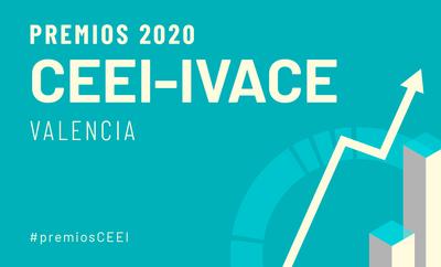 Premios CEEI-IVACE 2020 Valencia
