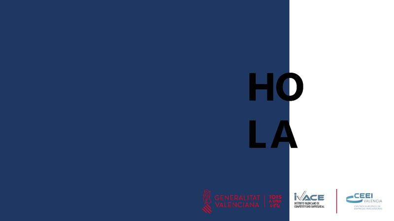 Presentación de Miguel Lozano en la sesión Nuevos hábitos del consumidor y retos del sector del comercio en época post Covid