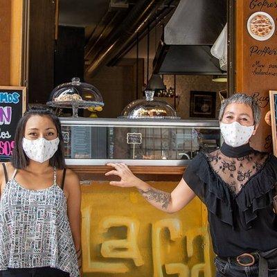 Entrevista a La Galeta Daurada, cafetería de repostería artesanal y tradicional Holandesa