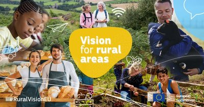 European Commission seeks feedback on its long-term vision for rural areas