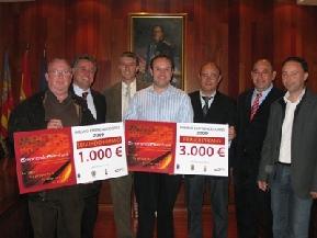 entrega premios Emprendeaventura