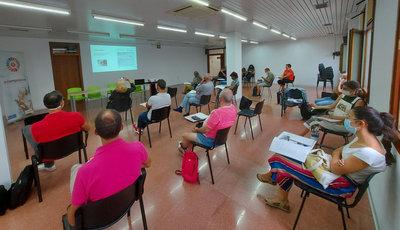 Finaliza el segundo ciclo de las Jornadas sobre emprendimiento y economía social y sostenible