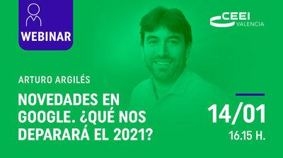 Webinar Arturo Argilés