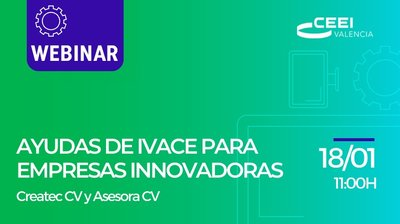 Ayudas IVACE para empresas innovadoras