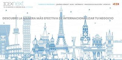 icex internacional