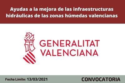 ayudas zonas húmedas valencianas