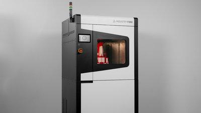 Nueva impresora 3d Industry F350