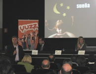 Intervención Roberto Payá -CEEI Alcoy- en la presentación de la iniciativa YUZZ