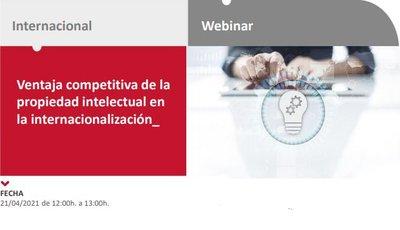 Ventaja competitiva de la propiedad intelectual en la internacionalización