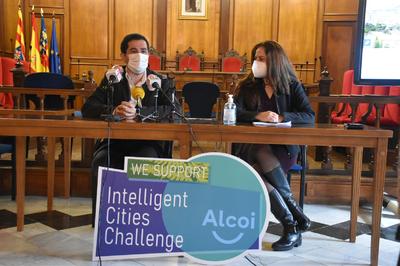 Un 'desafío inteligente' para fortalecer la industria de Alcoy