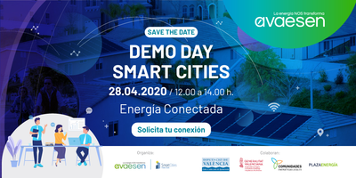 Demo Day Smart Cities: 'Energía conectada'