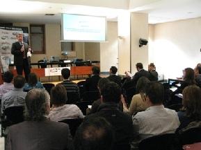 Intervención Roberto Payá jornada Financiación