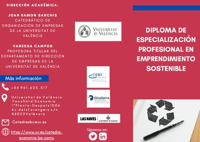 Diploma de Emprendimiento Sostenible
