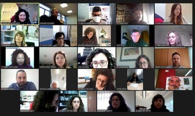 Comité organizativo Focus