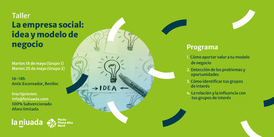 La empresa social: idea y modelo de negocio