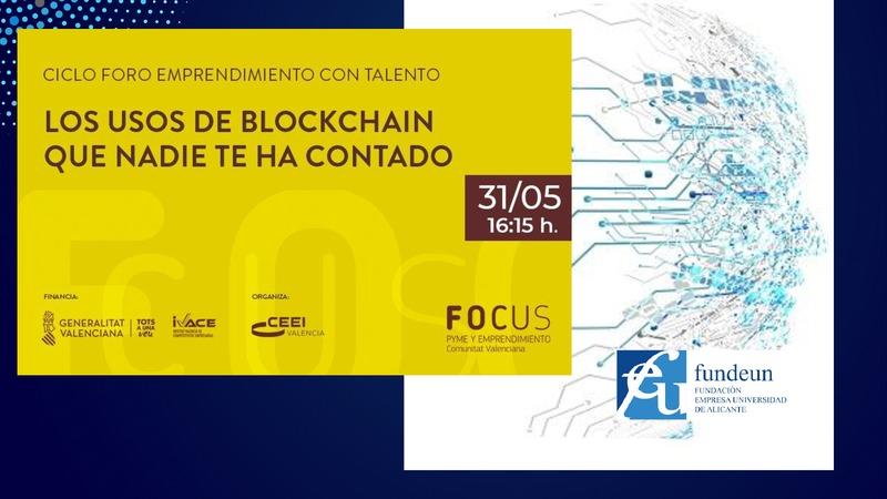 Presentación de Rafael Lafont 'Los usos de Blockchain que nadie te ha contado'